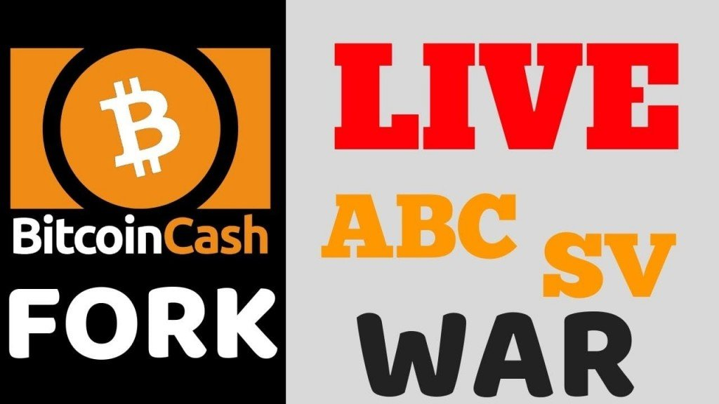 Конкуренция Bitcoin Cash SV и Bitcoin Cash ABC